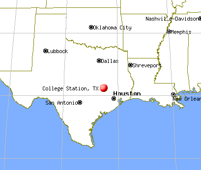 College Station Map